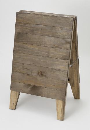木製A型看板 表面タイプ